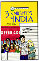 3 Knights in India cover
